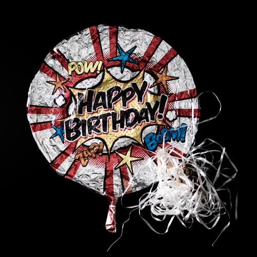 MYLARIS / Birthdayum / Comicus 001